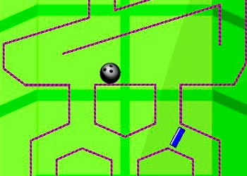 Play Bowling Ball online - Screenshot 1