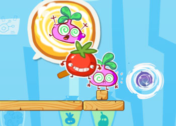 Play Brave Tomato 2 online - Screenshot 2