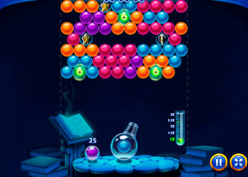 Play Bubble Academy online - Screenshot 2