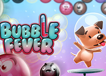 Play Bubble Fever online - Screenshot 1
