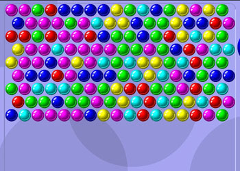 Play Bubble Shooter online - Screenshot 1