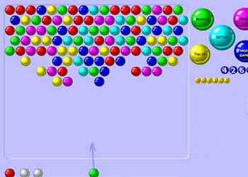 Play Bubble Shooter online - Screenshot 2