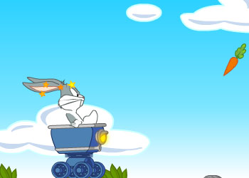Play Bugs Bunny Rider online - Screenshot 2