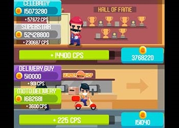 Play Burger Clicker online - Screenshot 2
