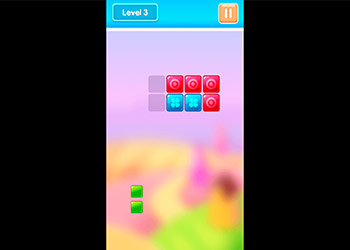 Play Candy Blocks online - Screenshot 1