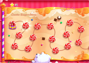 Play Candy Bubble online - Screenshot 2