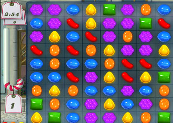 Play Candy Crush online - Screenshot 2