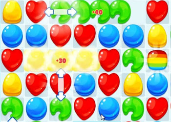 Play Candy Rain 4 online - Screenshot 1