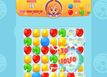 Play Candy Rain 4 online - Screenshot 2