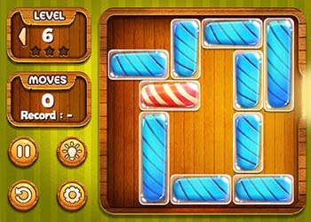 Play Candy Slide online - Screenshot 1