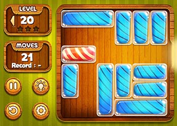 Play Candy Slide online - Screenshot 2