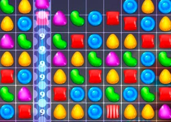 Play Candy time online - Screenshot 2