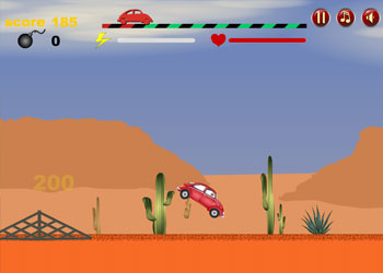 Play Car Eats Car online - Screenshot 1
