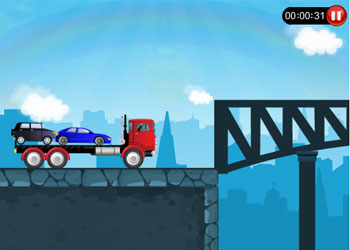 Play Car Transporter 2 online - Screenshot 1