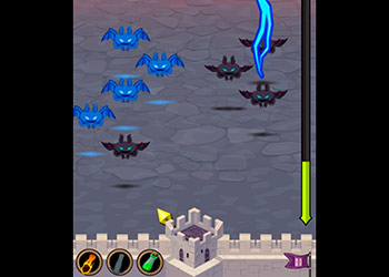 Play Castle Defense online - Screenshot 1