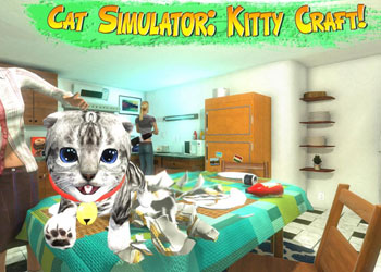 Play Cat Simulator online - Screenshot 1