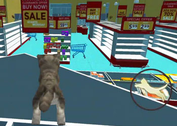 Play Cat Simulator online - Screenshot 2