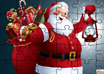 Play Christmas Puzzle online - Screenshot 2
