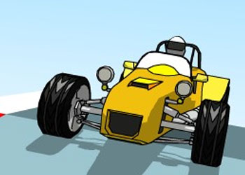 Play Coaster Racer 2 online - Screenshot 1
