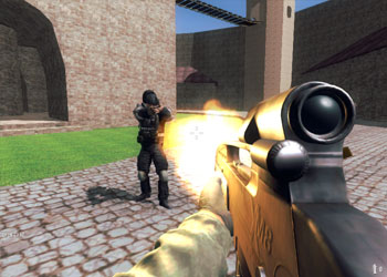 Play Combat Reloaded game online - Screenshot 2