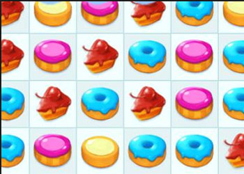 Play Cookie Crush 2 online - Screenshot 2