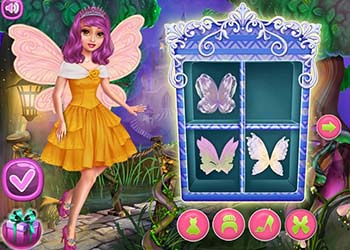 Play Corinne The Fairy Adventure online - Screenshot 2