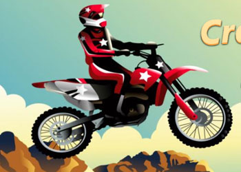 Play Crazy Motorbike online - Screenshot 1