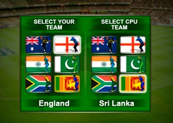 Play Cricket Fielder Challenge Game online - Screenshot 1