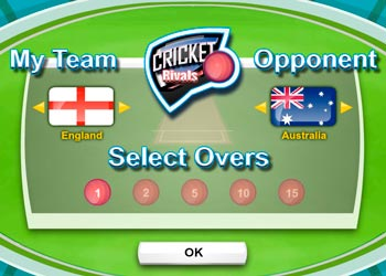 Play Cricket Rivals online - Screenshot 1