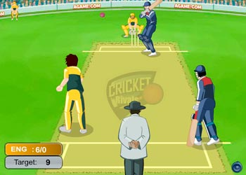 Play Cricket Rivals online - Screenshot 2