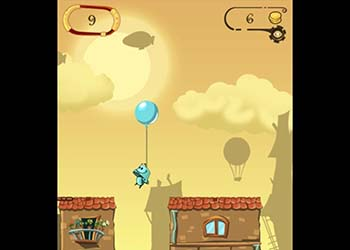 Play Cross The Bridge online - Screenshot 1