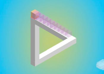 Play Crossy Path online - Screenshot 2