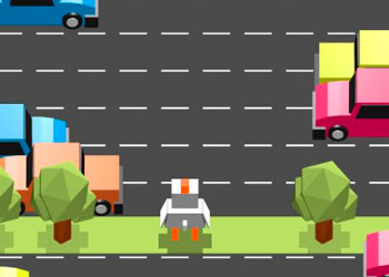 Play Crossy Road Online online - Screenshot 1