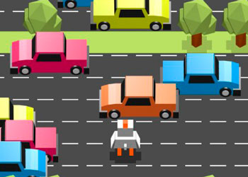 Play Crossy Road Online online - Screenshot 2