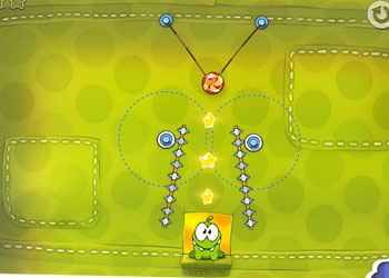 Play Cut the Rope online - Screenshot 2