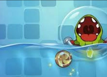 Play Cut the Rope: Experiments online - Screenshot 2