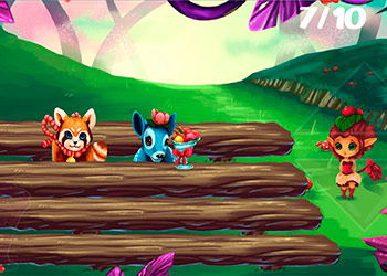 Play Cute Forest Tavern online - Screenshot 2