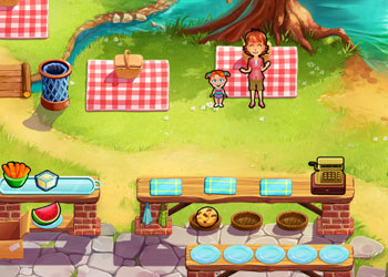 Play Delicious Emily's Hopes & Fears online - Screenshot 2
