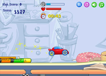 Play Desktop Racing online - Screenshot 1