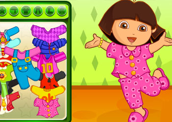 Play Dora Breakfast online - Screenshot 2