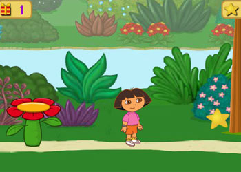 Play Dora Saves Map online - Screenshot 1