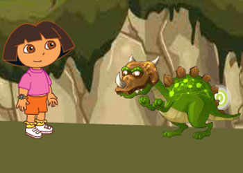 Play Dora Secret Path Adventures online - Screenshot 2