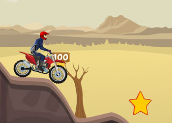 Play Downhill Stunts online - Screenshot 2