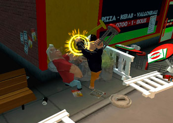 Play Drunk-fu Wasted Masters online - Screenshot 2