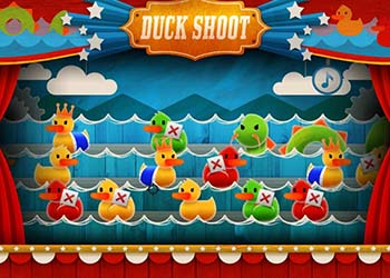 Play Duck Shoot online - Screenshot 2