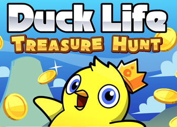 Play DuckLife: Treasure Hunt online - Screenshot 1