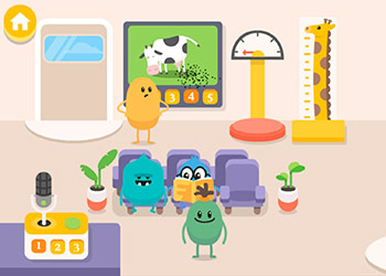 Play Dumb Ways JR Zanys Hospital online - Screenshot 1