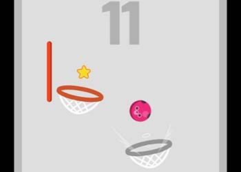 Play Dunk Shot 2 online - Screenshot 2