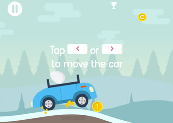 Play Eggs & Cars online - Screenshot 1
