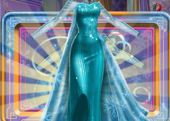 Play Elsa Secret Transform online - Screenshot 2